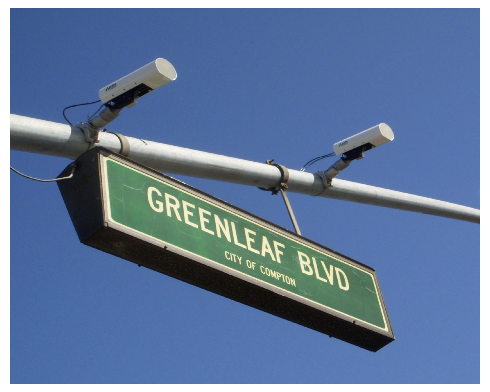 California Automated License Plate Reader Policies | Electronic