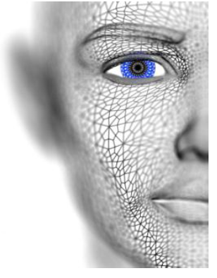 FBI NGI Face Recognition Illustration
