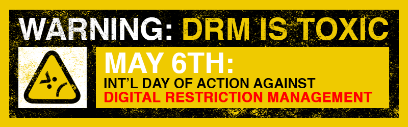 International Day Against DRM