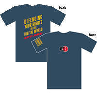 Defending Your Rights T-Shirt