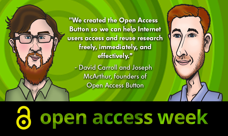 OA Button Founders and Quote