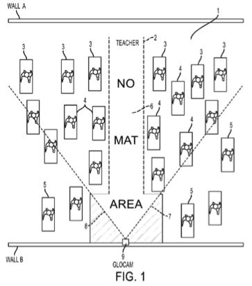 Fig. 1 of U.S. Patent No. 8,605,152