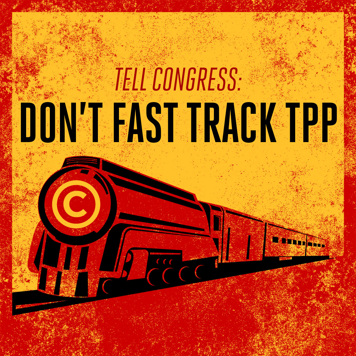 Don't Fast Track Train Image