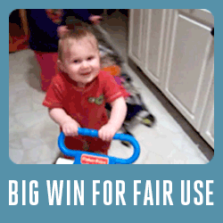 Big Win for Fair Use!
