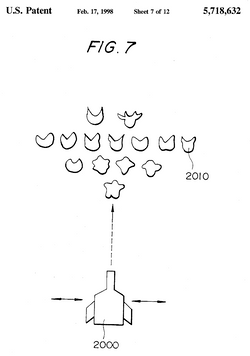 auxiliary game patent