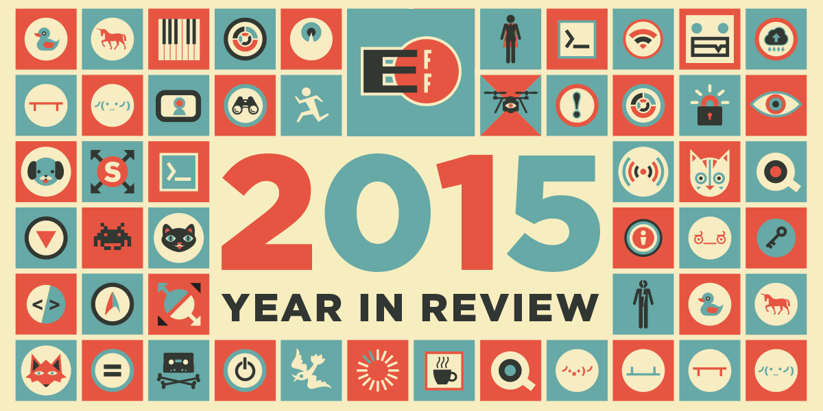 2015 >> 5 Major Hacks Of The Year 2015 In Review Electronic Frontier