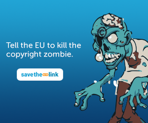 Tell the EU to kill the copyright zombie