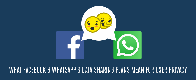 What Facebook and WhatsApp's Data Sharing Plans Really Mean for User Privacy