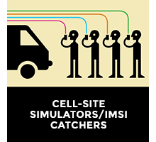 Cell-site simulators