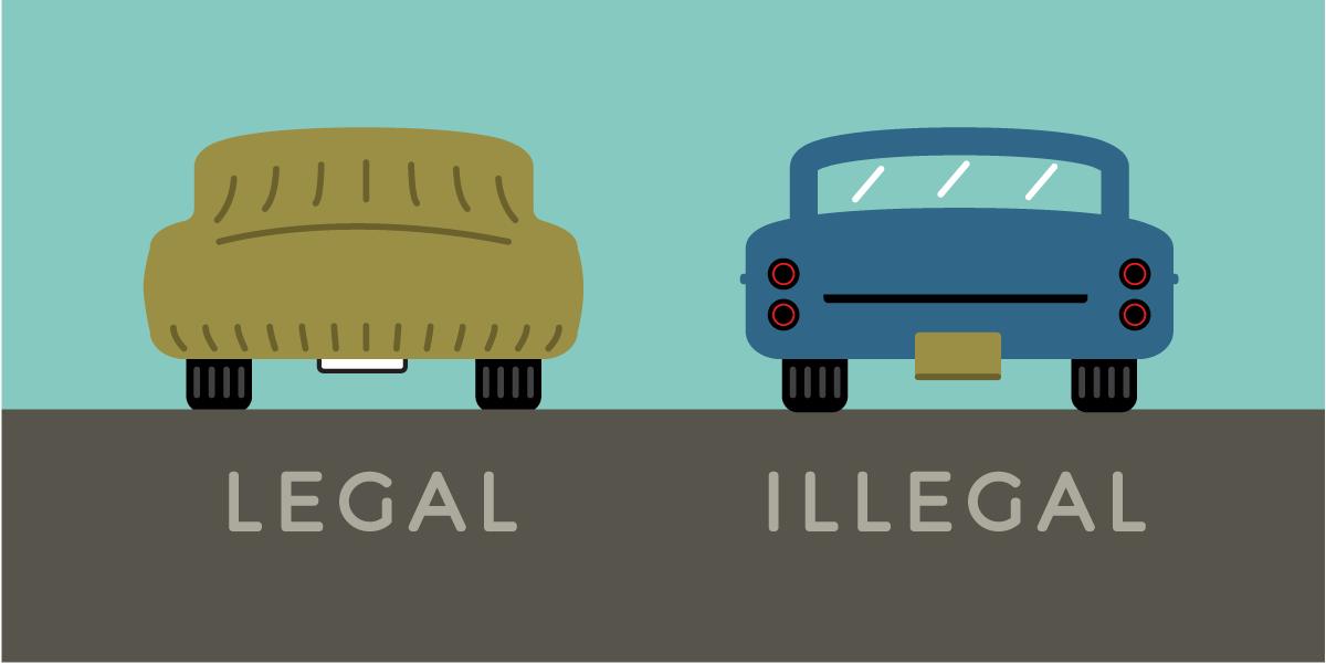 California Legislature to Hear EFF's License Plate Cover Bill