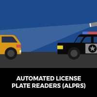 Automated license plate readers