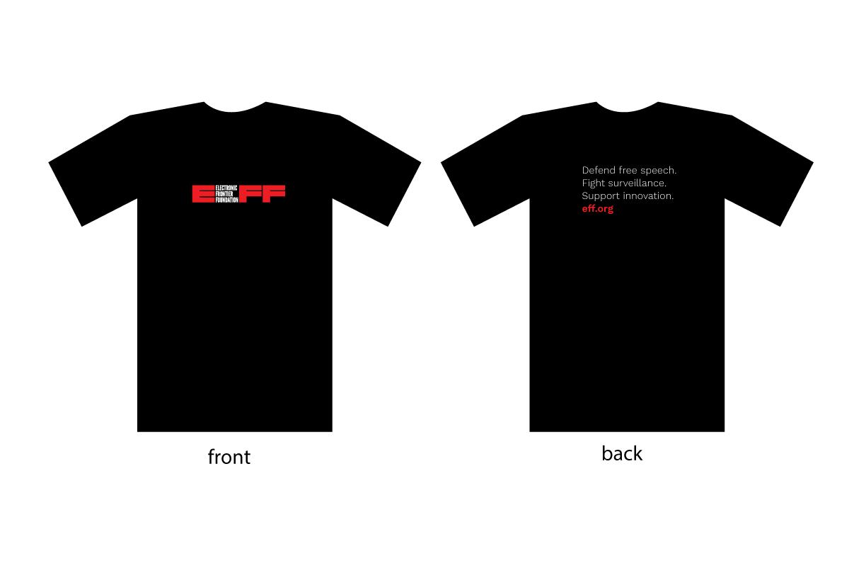 EFF Logo T-Shirt
