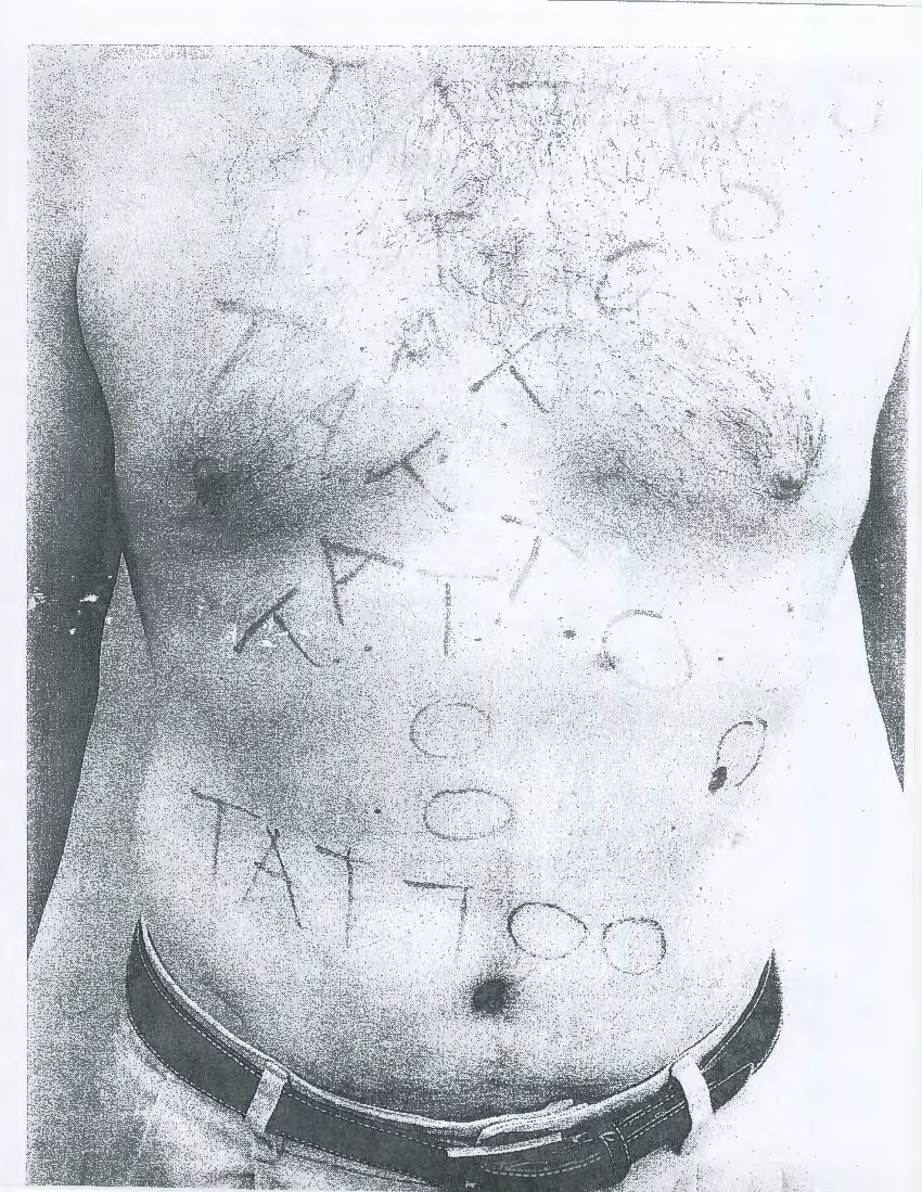 Documents Bare How Federal Researchers Went to Absurd Lengths to Undo Problematic Tattoo Recognition Research