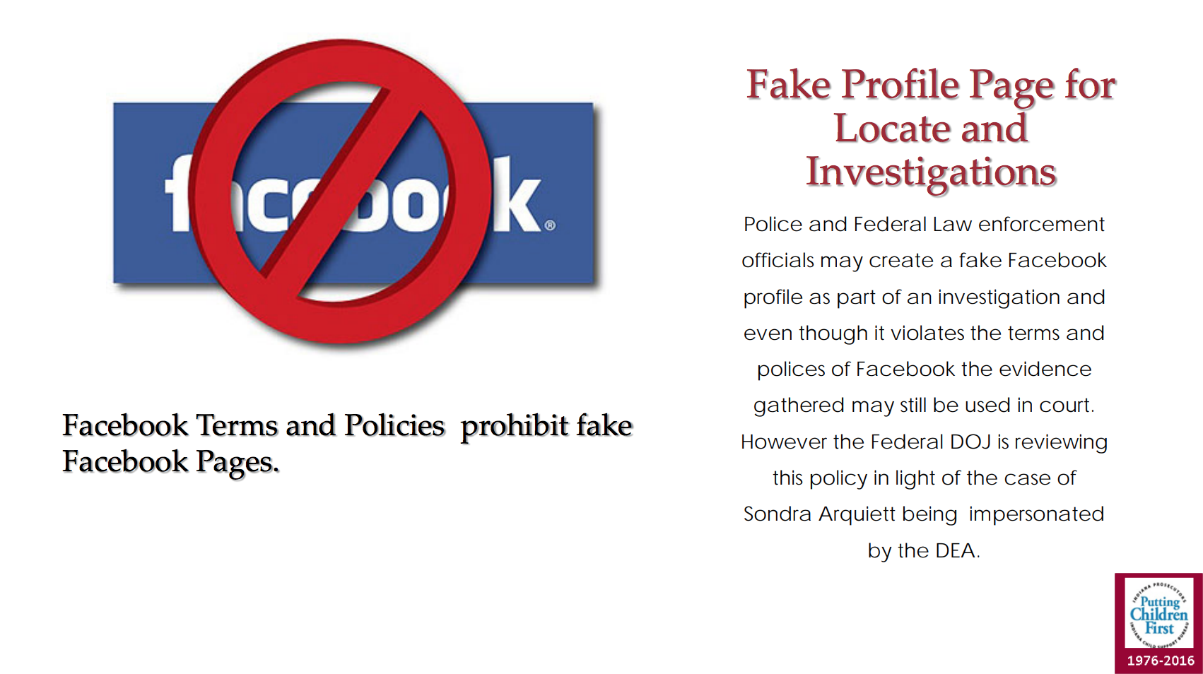 "Facebook Warns Memphis Police: No More Fake ""Bob Smith"
