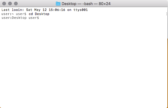 Using the Command Line to Decrypt a Message on macOS