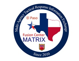Emblem for MATRIX, the El Paso fusion center