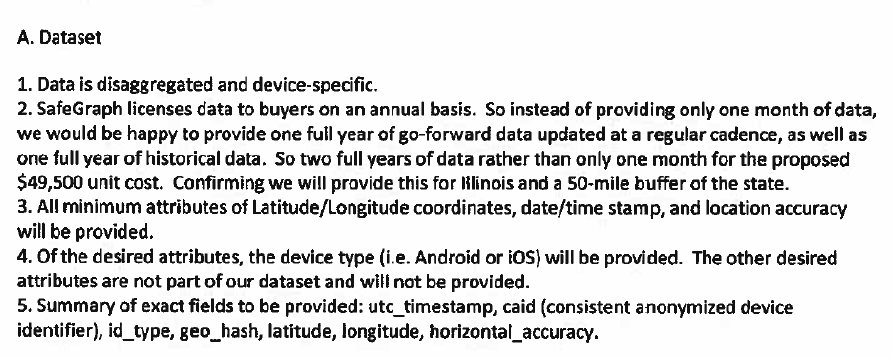 Illinois Bought Invasive Phone Location Data From Banned Broker Safegraph