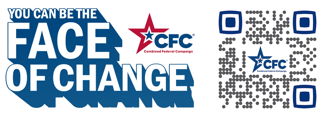 Be The Face of Change and Pledge for EFF Through CFC Today!