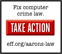 Take action to fix computer crime law.