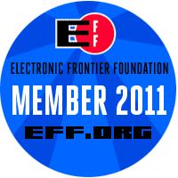 EFF Member 2011
