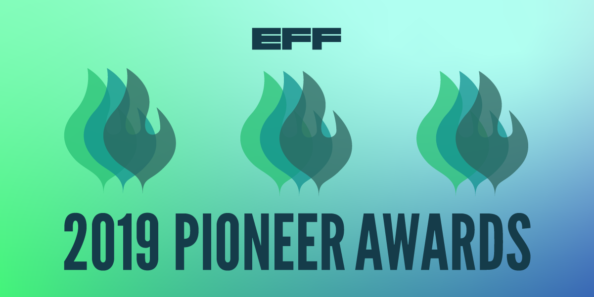 Pioneer Awards 2019 Logo
