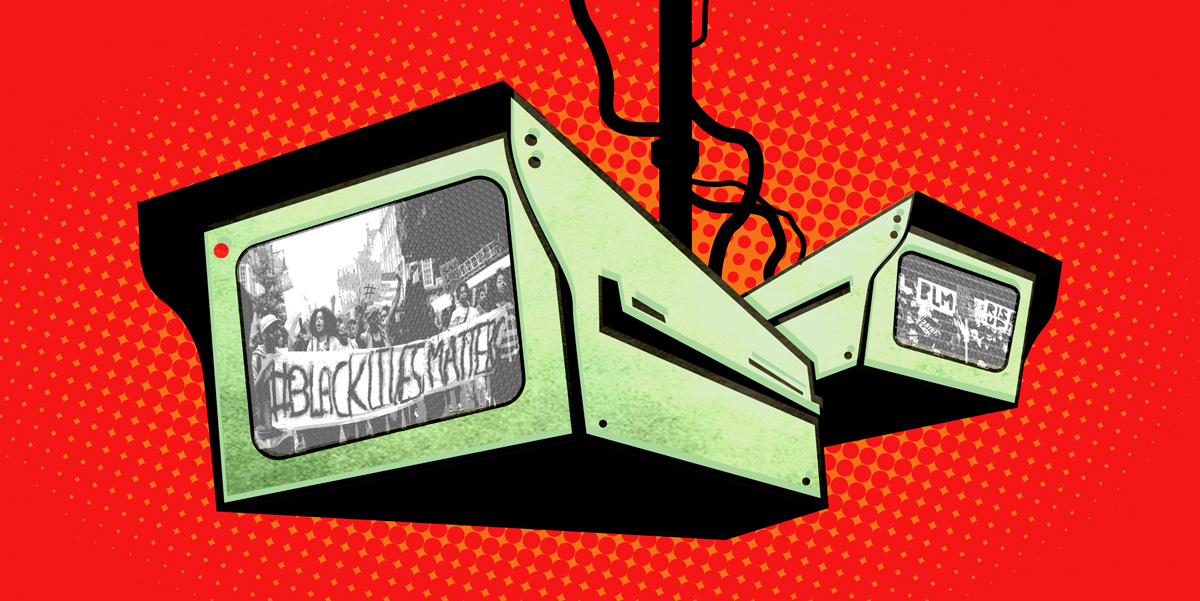 High Tech Police Surveillance of Protests and Activism: Year in Review 2020