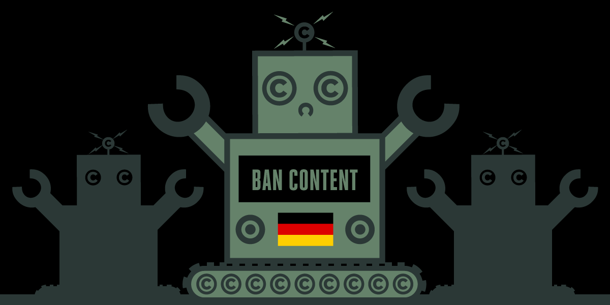 "German Data Privacy Commissioner Says Article 13 Inevitably Leads to Filters, Which Inevitably Lead to Internet ""Oligopoly"""