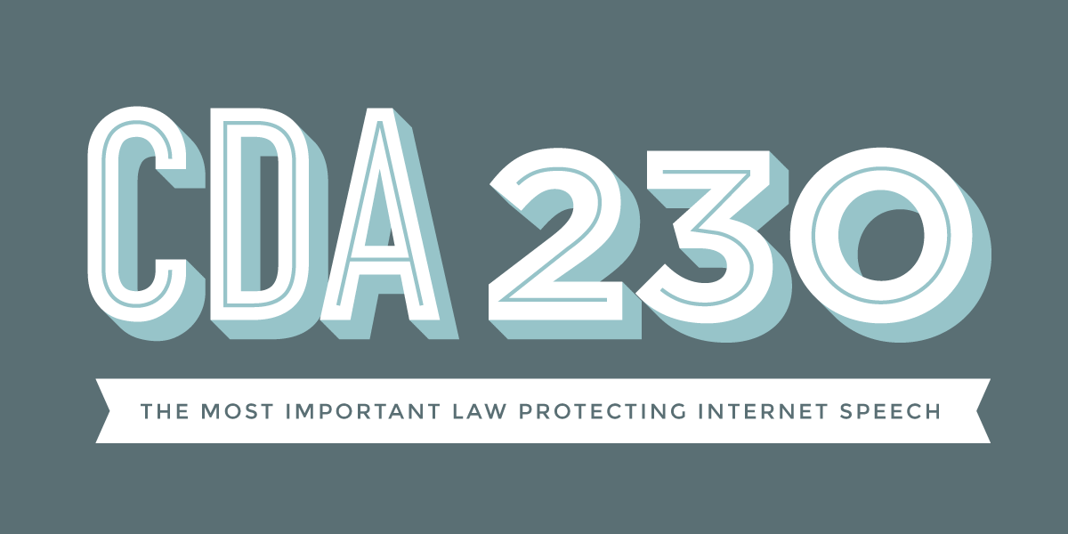 Cda 230 Success Case Wikipedia Electronic Frontier Foundation