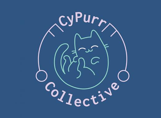 The Cypurr Collective's logo.