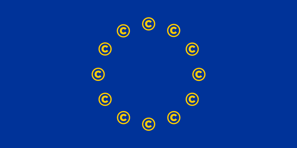 European Copyright Law Isnt Great It Could Soon Get A Lot Worse