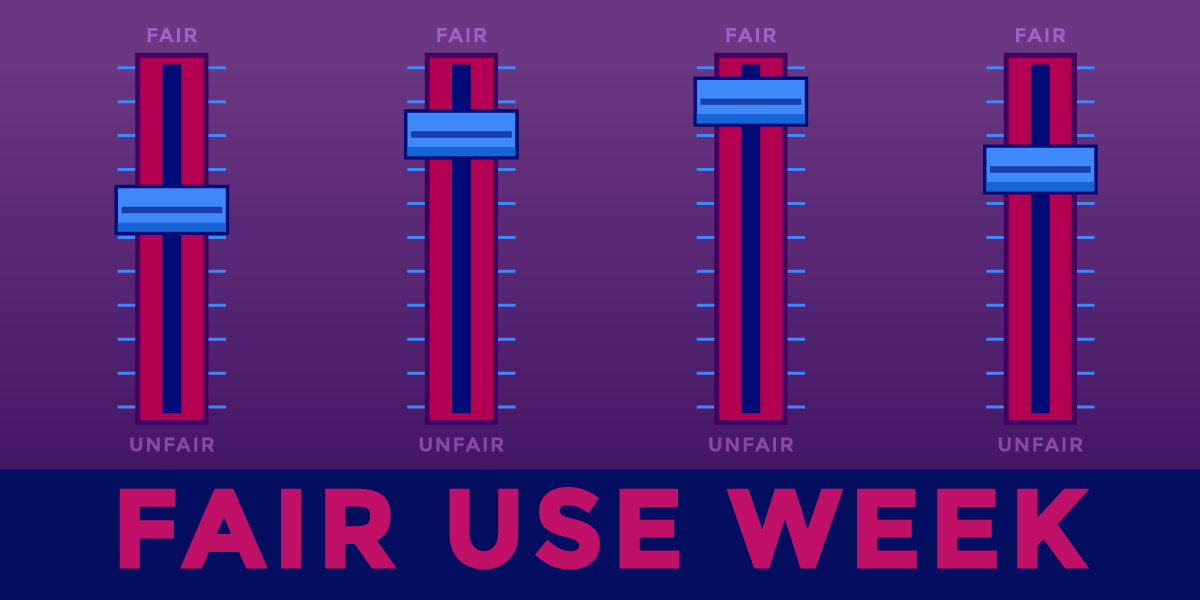Fair Use Week