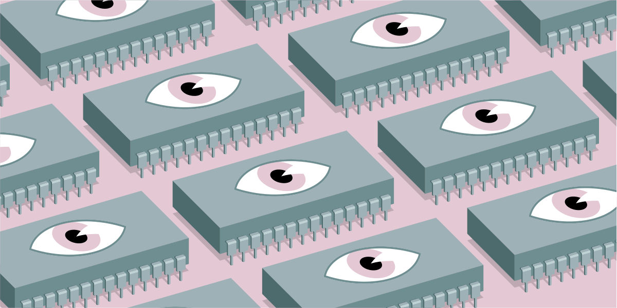 Spying Computer Chips