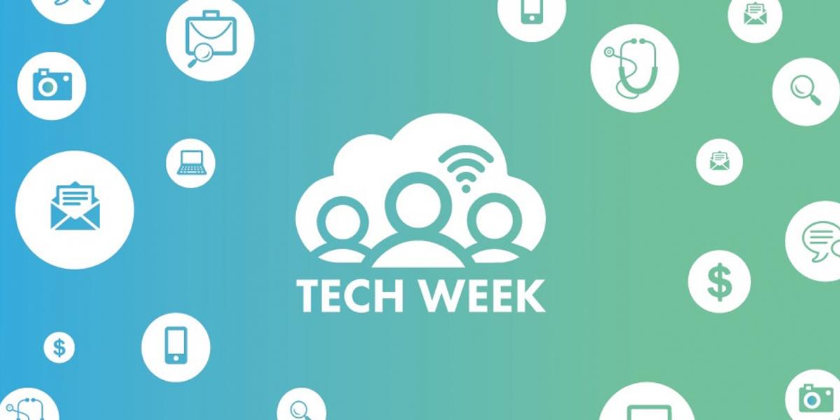 2021 San Francisco Public Library Tech Week banner