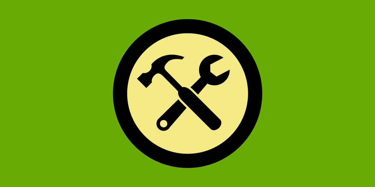The logo for the right to repair campaign.