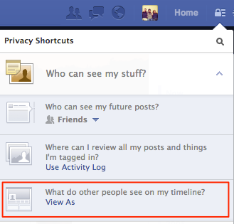 how to see my close friends list on facebook