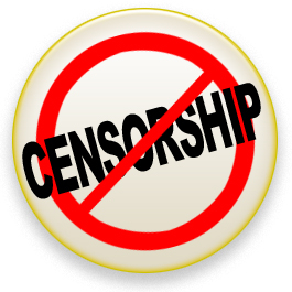 No to Internet censorship!