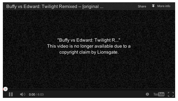 This video no longer available due to a copyright claim from Lionsgate.