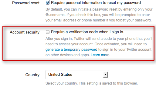 How to Enable Two-Factor Authentication on Twitter (And