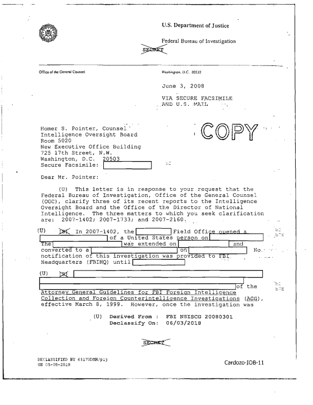 fbi investigates essay Research papers research paper (paper 2063) on a career with the federal bureau of investigation: works cited douglas, john john douglas's guide to careers in the fbi.