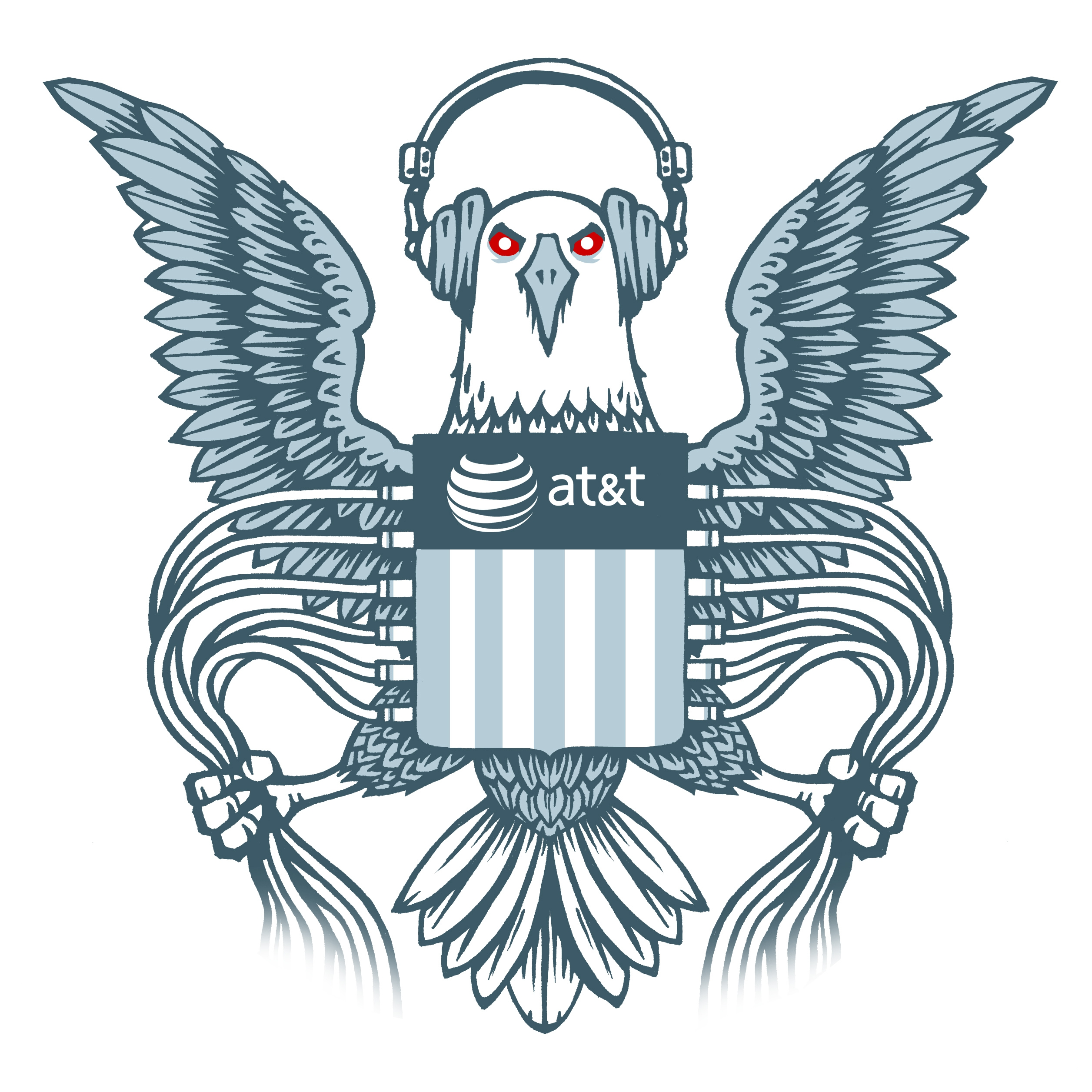 EFF NSA Graphics | Electronic Frontier Foundation