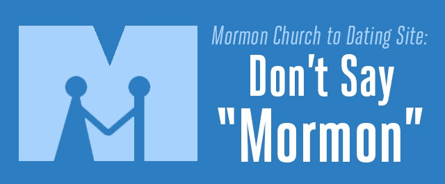 Mormon dating sites parody