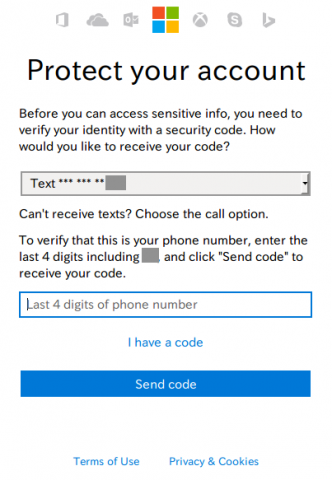 How To Enable Two-Factor Authentication on Outlook com and