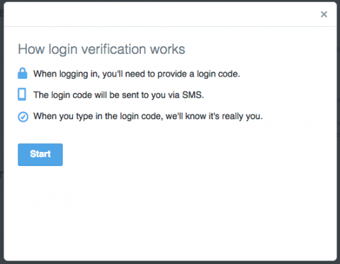 How to Enable Two-Factor Authentication on Twitter | Electronic