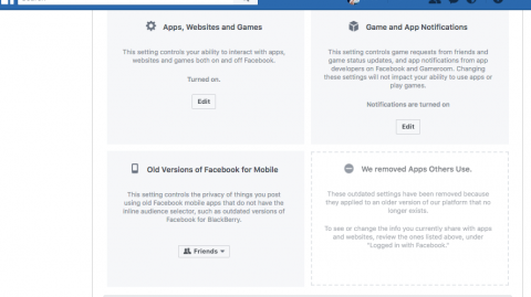 How To Change Your Facebook Settings To Opt Out of Platform