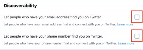 How To Protect Your Phone Number On Twitter Electronic Frontier Foundation