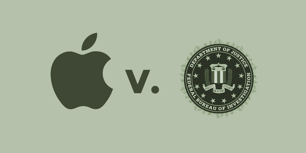 Apple v. FBI