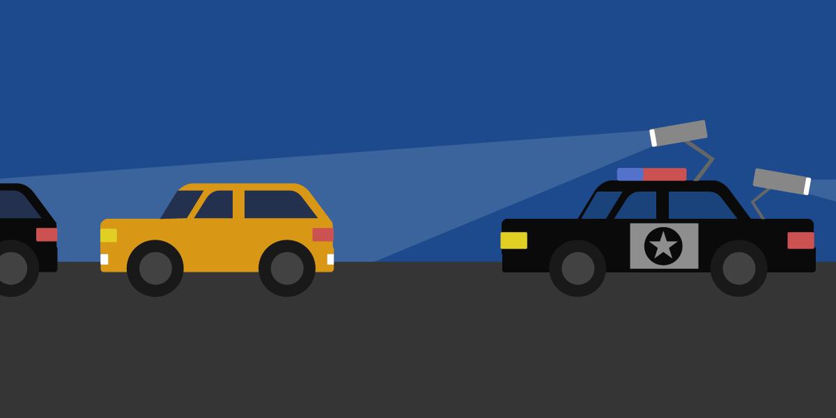ALPR regular cop