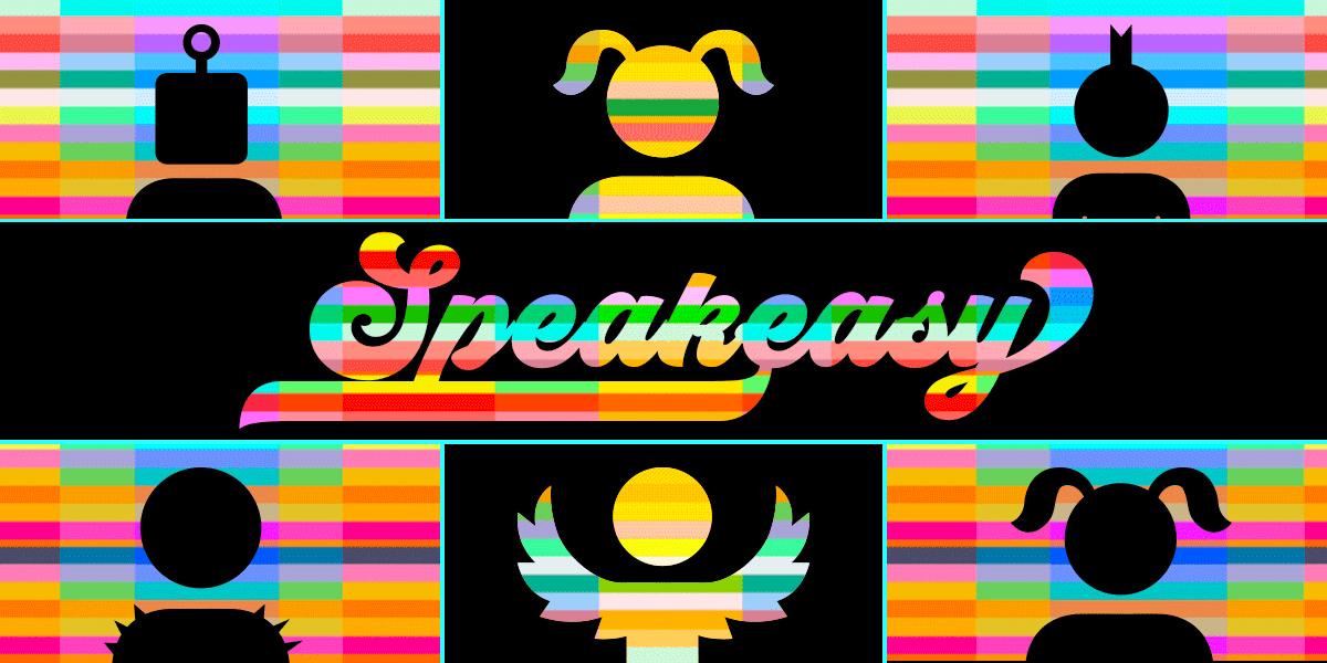 Speakeasy Banner Image