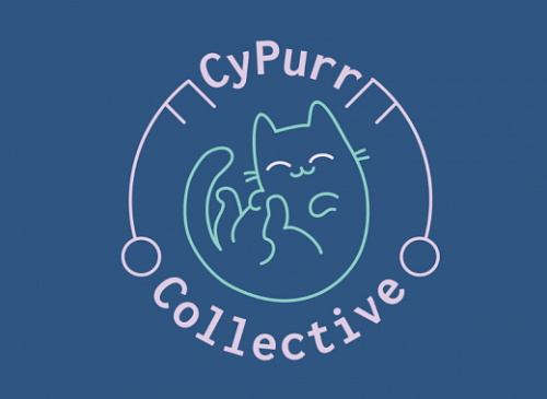 The Cypurr Collective's logo.