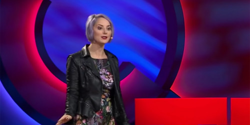 Eva Galperin at TED